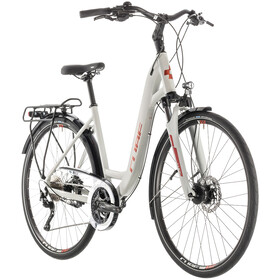 Cube Touring EXC toerfiets Easy Entry grijs